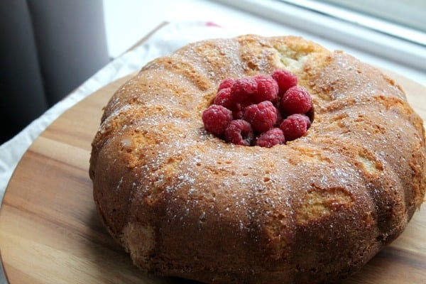Buttermilk Pound Cake   How to be Awesome on $20 a Day