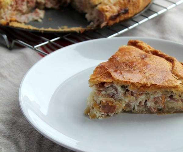 Pizza Rustica | How to be Aweome on $20 a Day