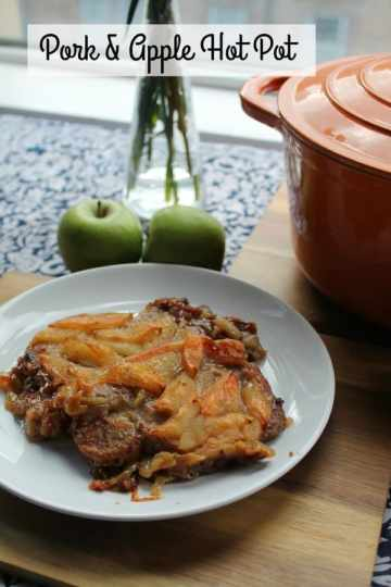 Pork & Apple Hot Pot | How To Be Awesome on $20 a Day