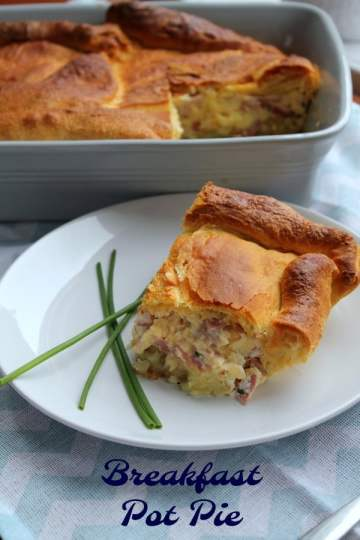 Breakfast Pot Pie | How to be Awesome on $20 a Day