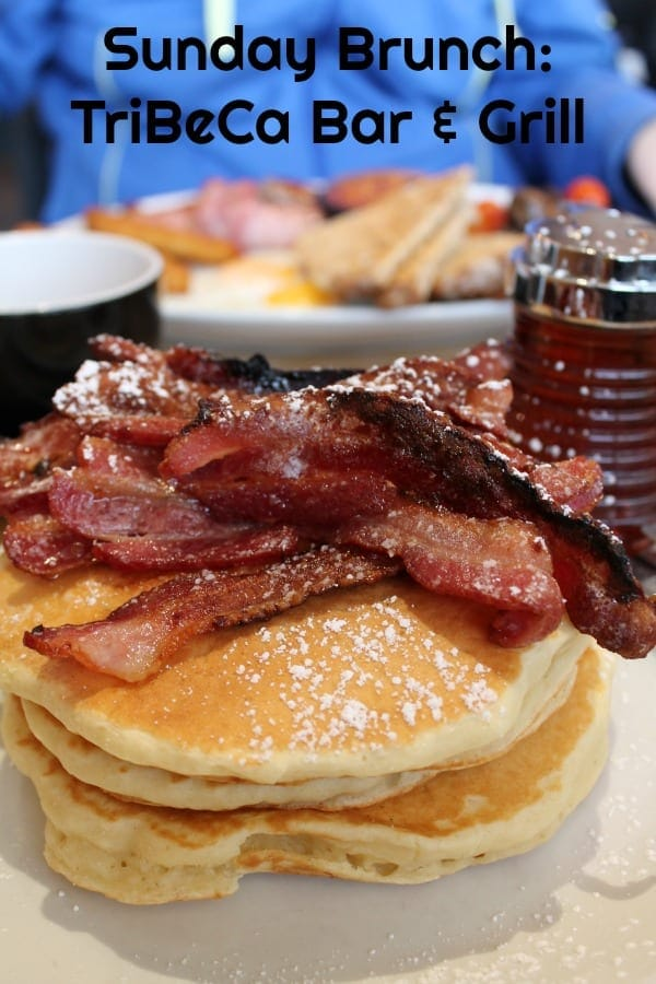 Sunday Brunch: TriBeCa Bar & Grill