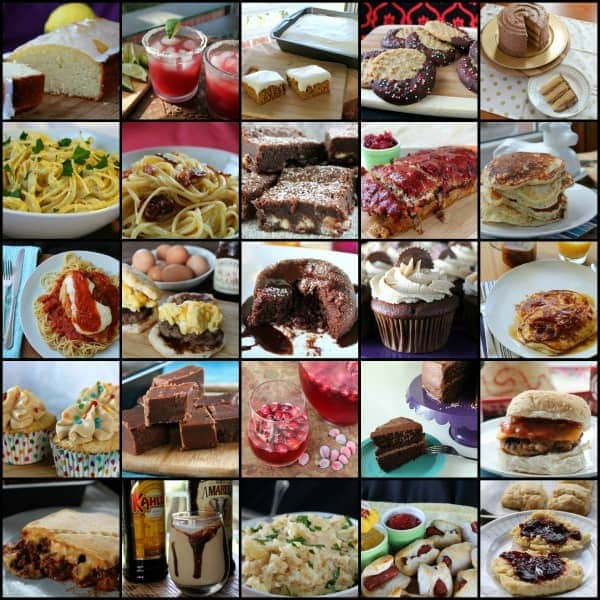 40+ of My All Time Favorite Recipes