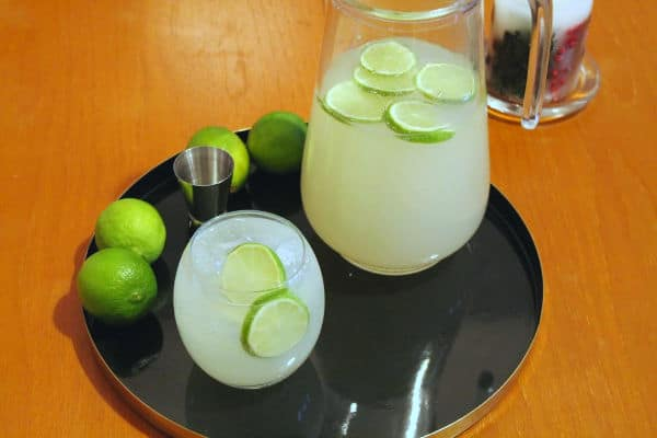 Mistletoe Mocktail | How to be Awesome on $20 a Day