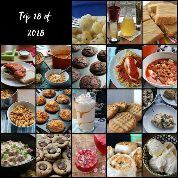 Top 18 Recipes of 2018   How to be Awesome on $20 a Day
