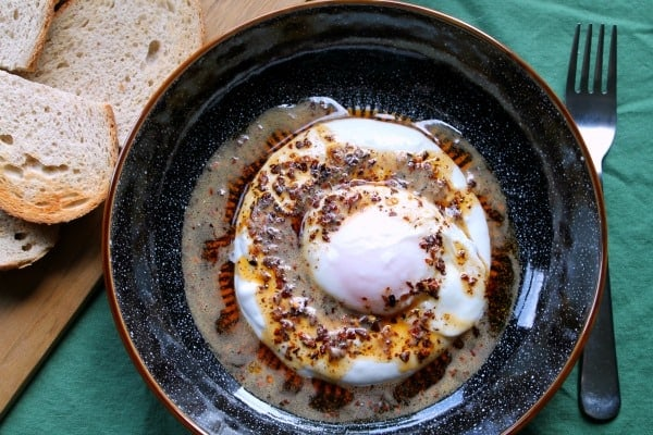 Turkish Eggs | How to be Awesome on $20 a Day