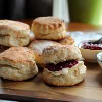I Can't Bake-Off: Scones