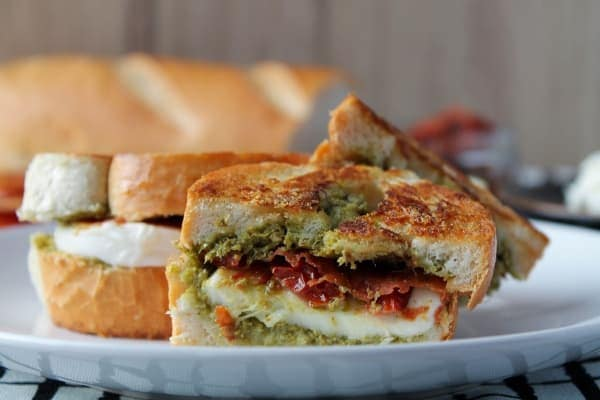 Italian Grilled Cheese | How to Be Awesome on $20 a Day