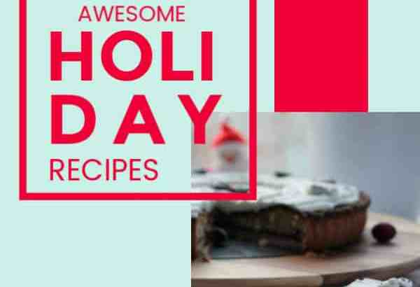 Ultimate Awesome Holiday Recipes | How to Be Awesome on $20 a Day