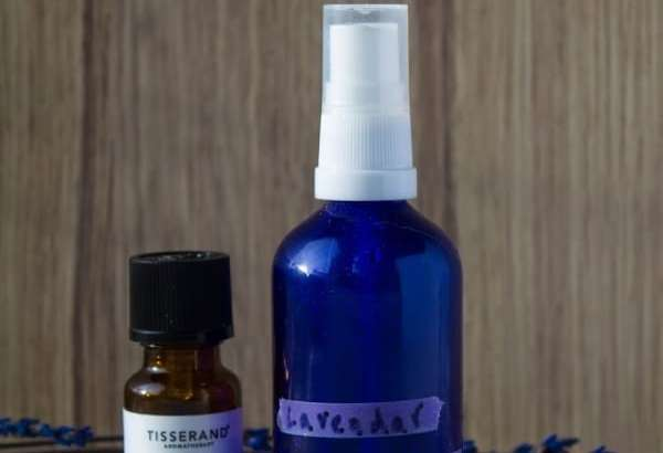 Lavendar Pillow Spray | How to Be Awesome on $20 a Day