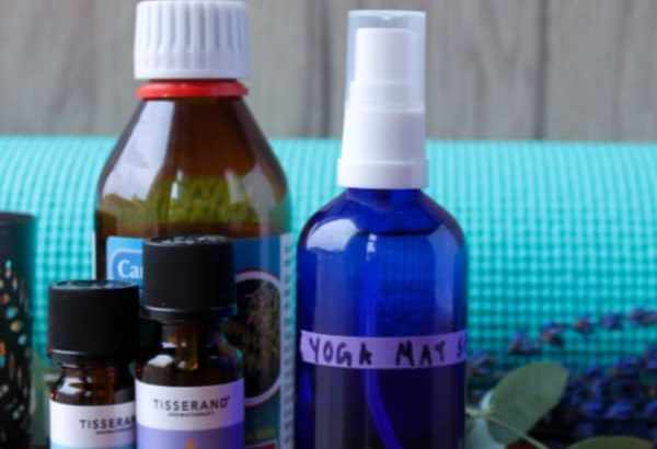 Yoga Mat Spray | How to Be Awesome on $20 a Day