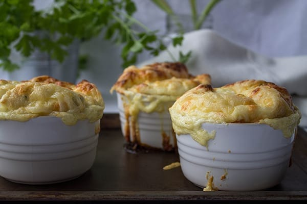 Goat Cheese Souffle | How to Be Awesome on $20 a Day