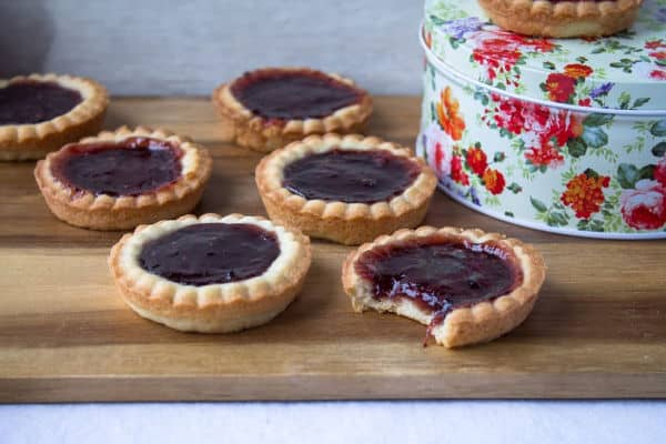Jam Tarts   How to Be Awesome on $20 a Day