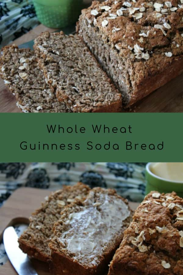 Whole Wheat Guinness Soda Bread | How to Be Awesome on $20 a Day