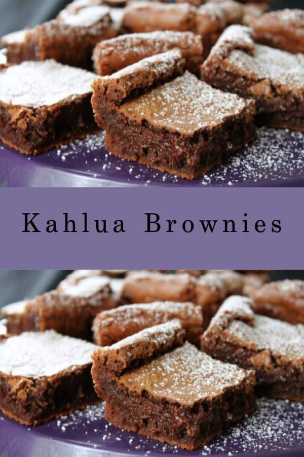 Kahlau Brownies | How to Be Awesome on $20 a Day