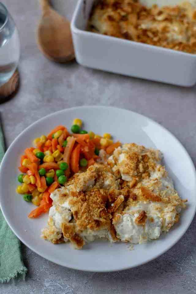 Garlic & Herb Baked Chicken