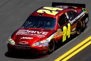Welcome to Victory Lane Jeff Gordon