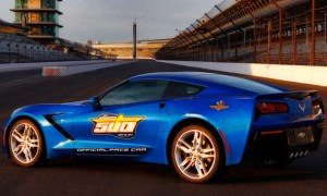 2014 Stingray Pace Car