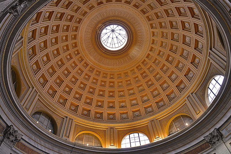 Vatican Museum Dome
