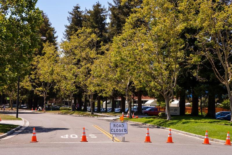 Shorebird Way Road Closure