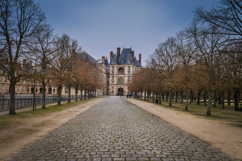 Fontainebleau Chateau Museum