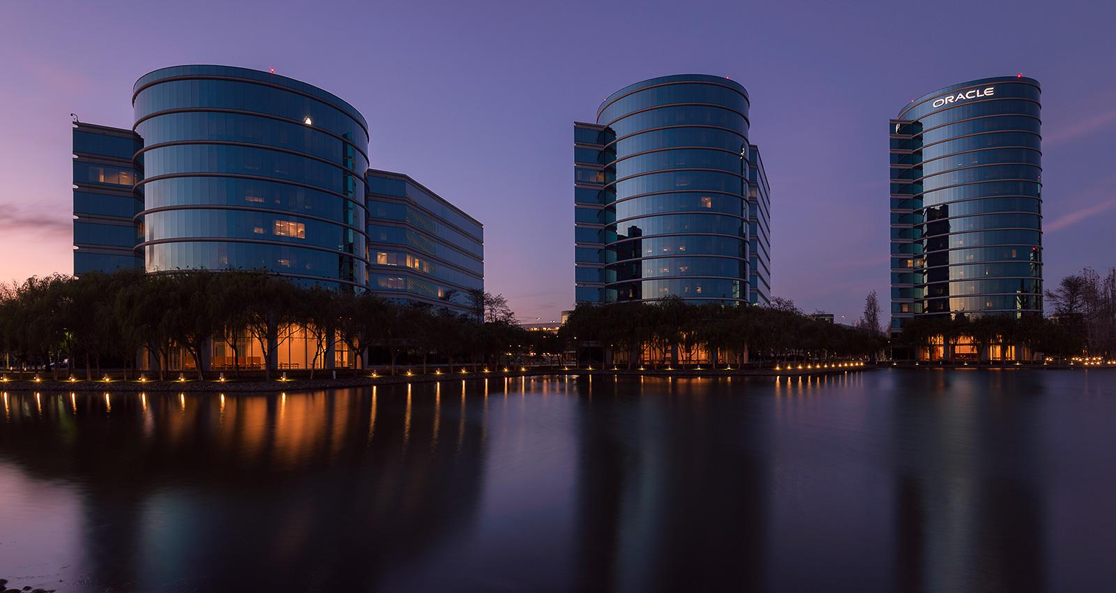 Oracle Corporation Campus