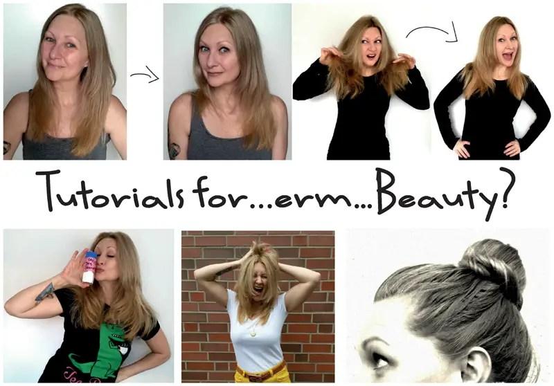 tutorials for...erm...beauty?