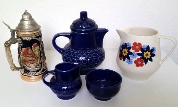 cleaning vintage ceramics (4)