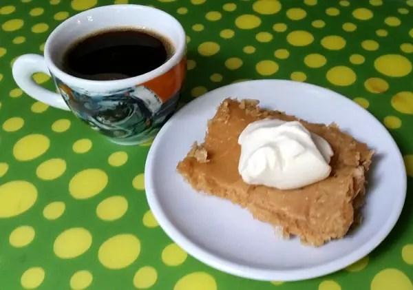 gluten and lactose free no bake cheesecake