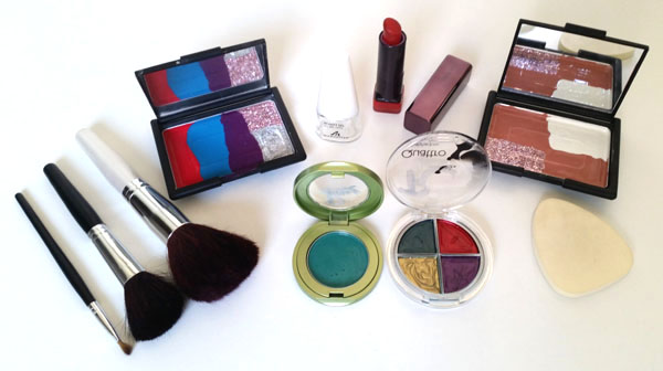 DIY Play makeup