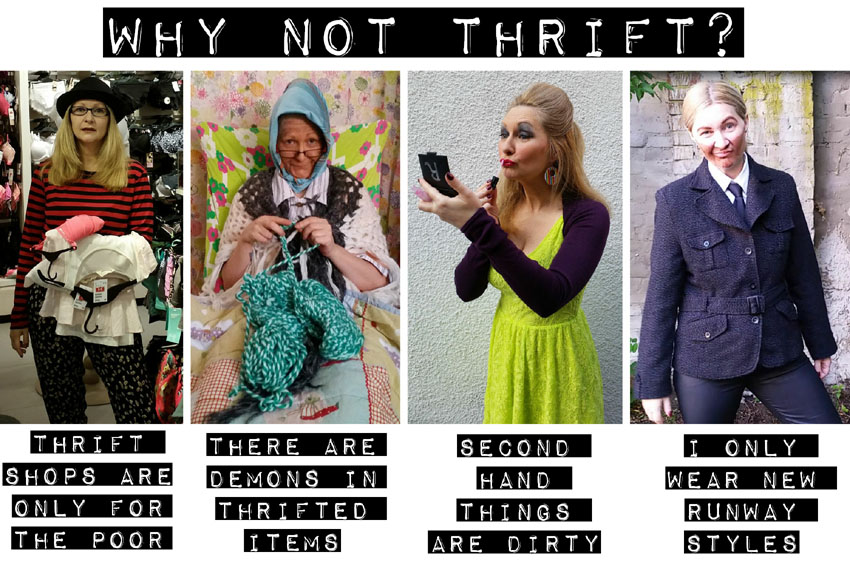 Silly Reasons Not toThrift