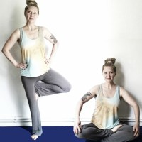 easy breezy thrifty style yoga