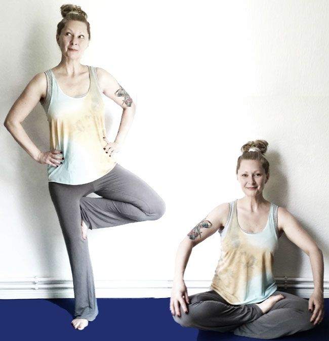 easy breezy thrifty style yoga