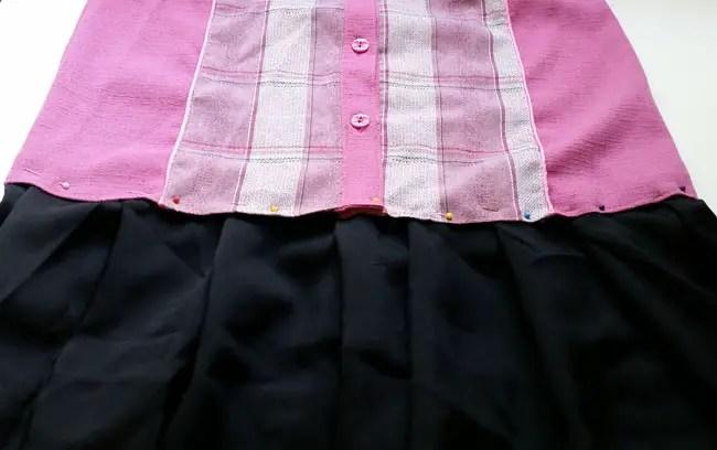 Bowling shirt double refashion (8)