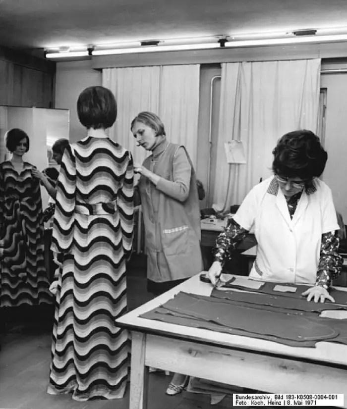 Verlag für die Frau 1971