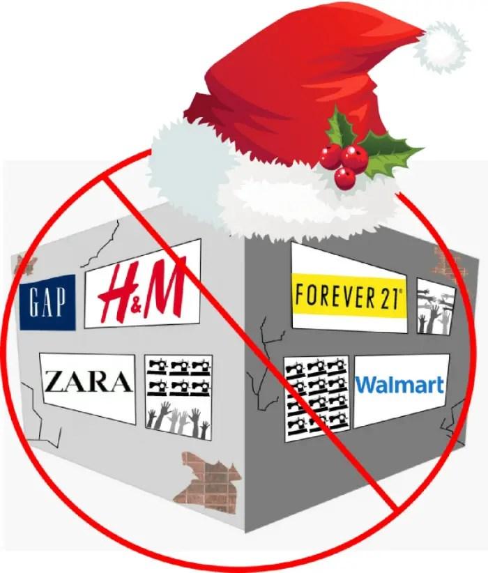 'tis the season for (un)ethical fashion