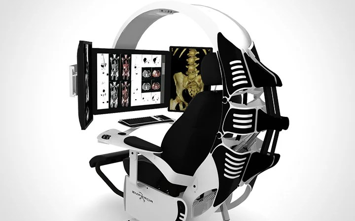 ultimate computer chair zebra print office station awesome stuff 365
