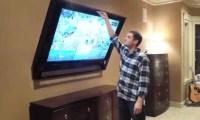 Retractable Hidden TV Mounts Awesome Stuff 365