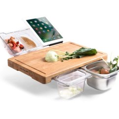 Kitchen Cutting Boards Dishes Sets Ultimate Bench Board Awesome Stuff 365