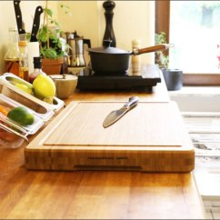 Kitchen Cutting Board Light Ideas Ultimate Bench Awesome Stuff 365