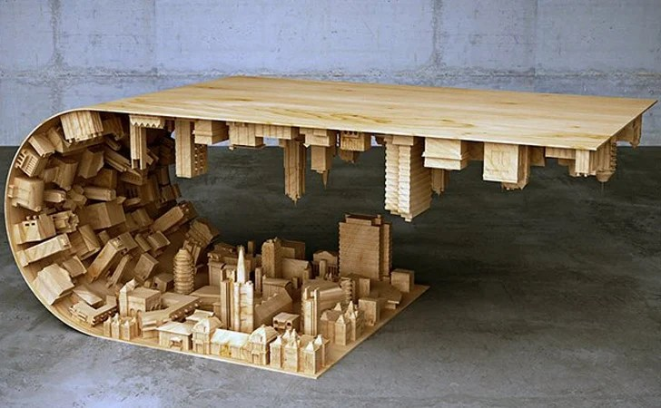 70 incredibly unique coffee tables you