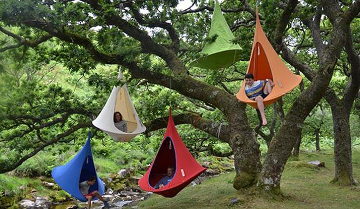 Hanging Cocoon Hammock  Awesome Stuff 365