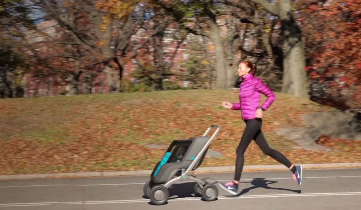 SelfDriving Smart Stroller  Awesome Stuff 365