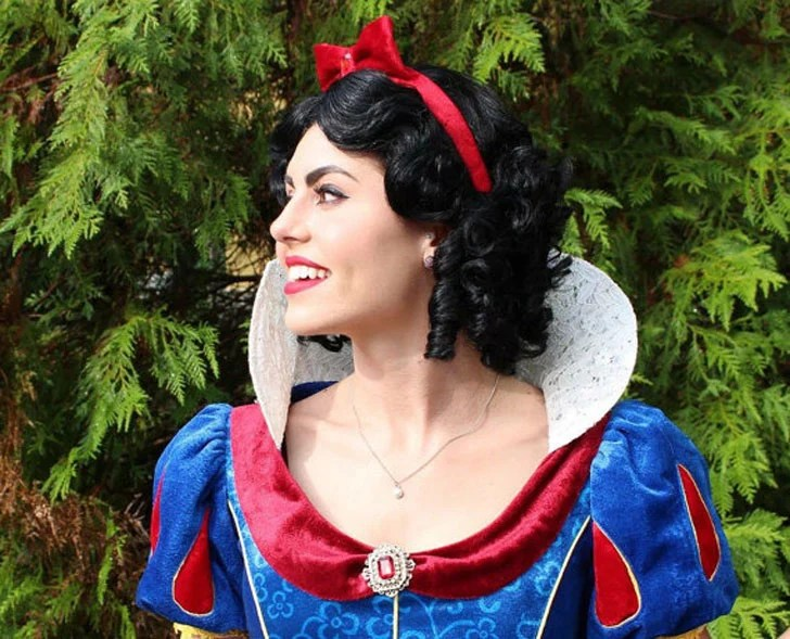 Branca De Neve Traje Cosplay - Cosplay Ideas For Girls