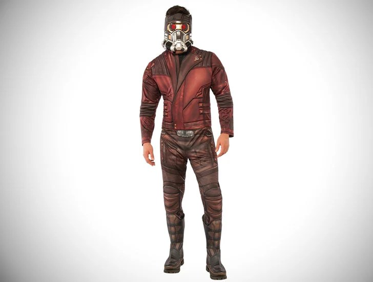 Guardiões da Galáxia Star-Lord Costume - Cosplay Ideas For Guys