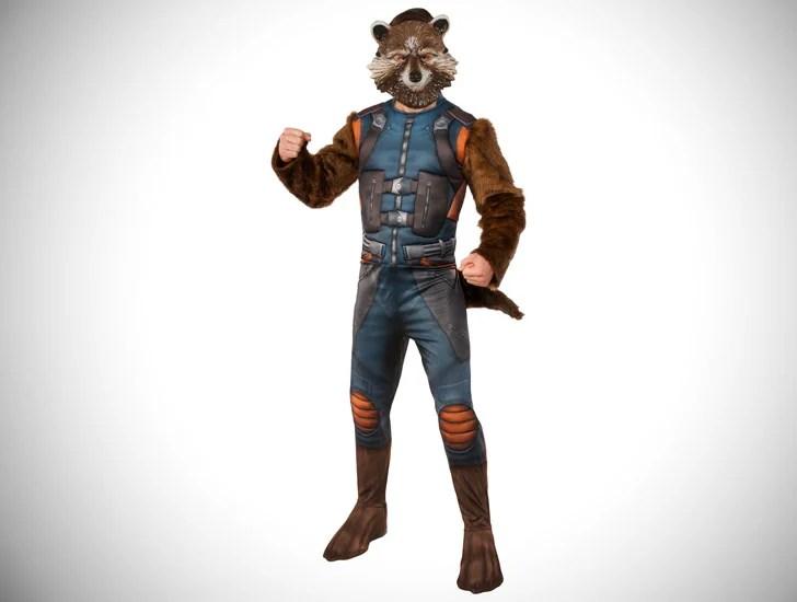 Fato de foguete muscular no peito para homem - ideias de cosplay para rapazes
