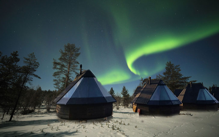 Northern Lights Village Accommodation  Awesome Stuff 365