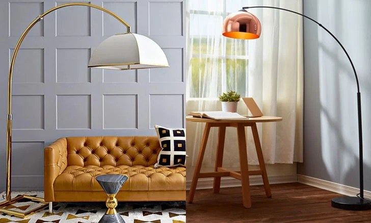 lamps for living room tiles design 27 stylish arc floor a modern