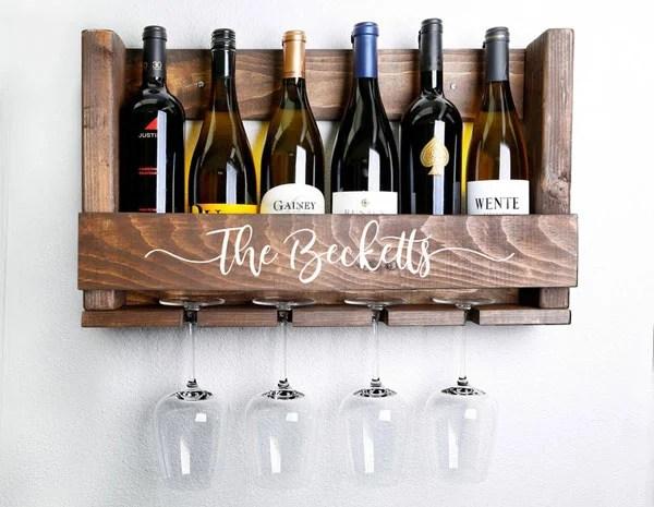 23 stylish unique wine racks you can