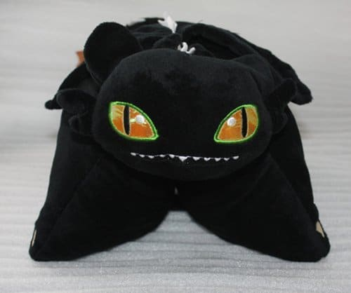 how to train your dragon pillow
