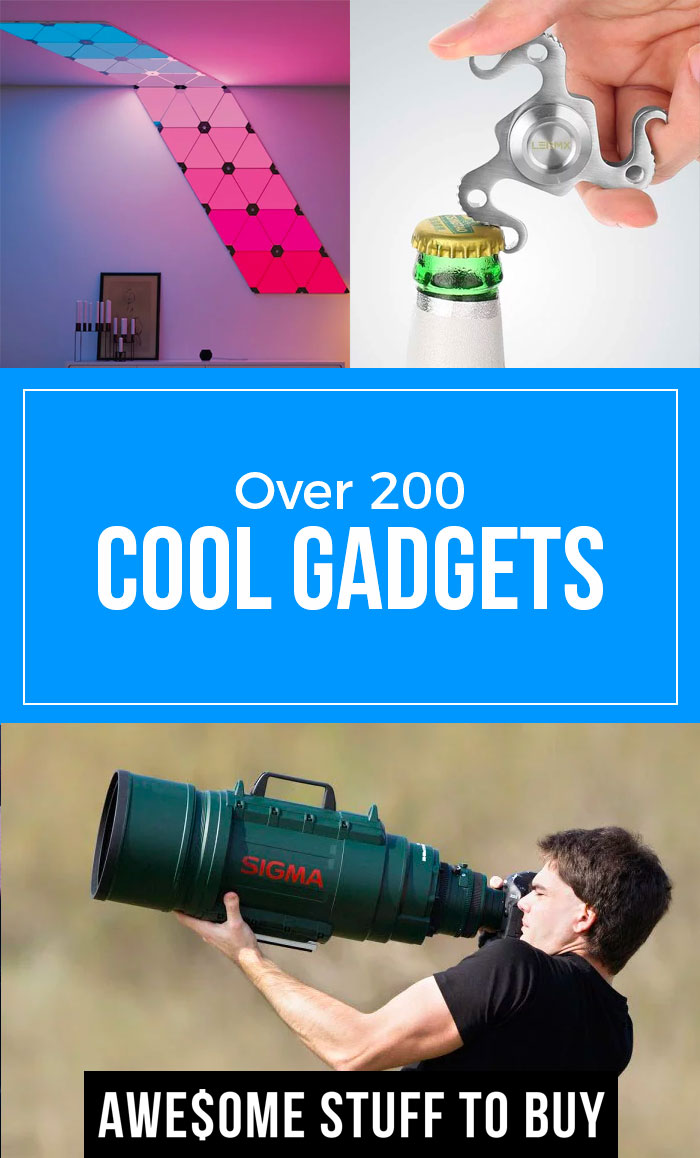 Cool Gadgets  Awesome Stuff to Buy